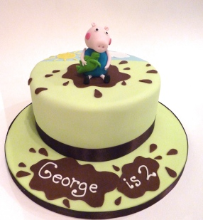 George From Peppa Pig